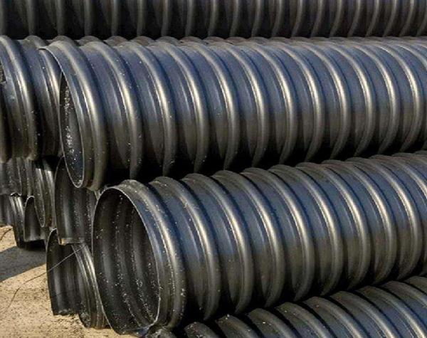 聚乙烯缠绕增强管