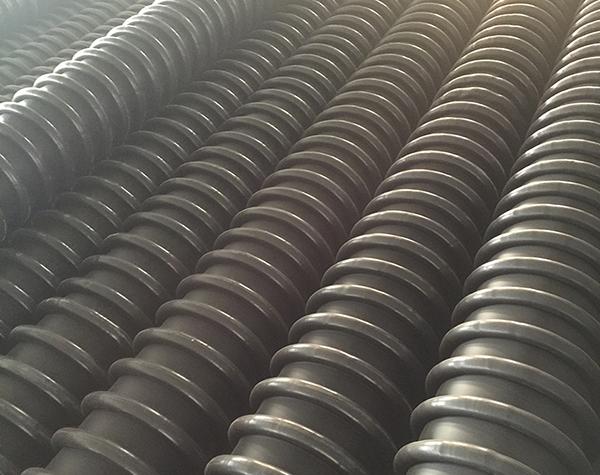 聚乙烯缠绕结构管